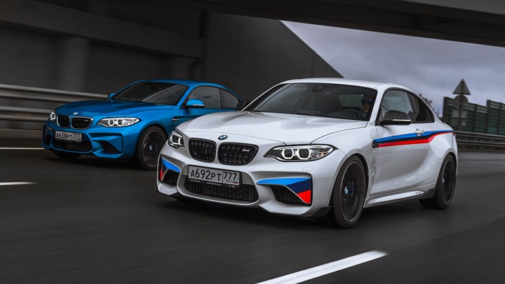 News - Sportier BMW M2 Competition To Arrive In April 2018
