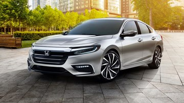 2018 Honda Insight Prototype – '18 Detroit Motor Show