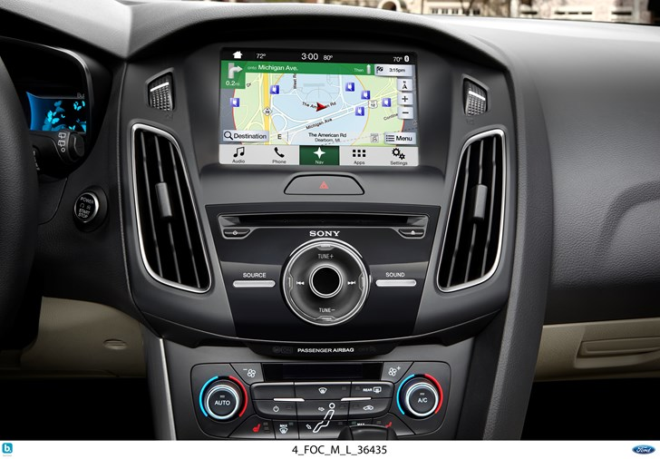 Ford SYNC3 Gains Native Waze Navigation Support