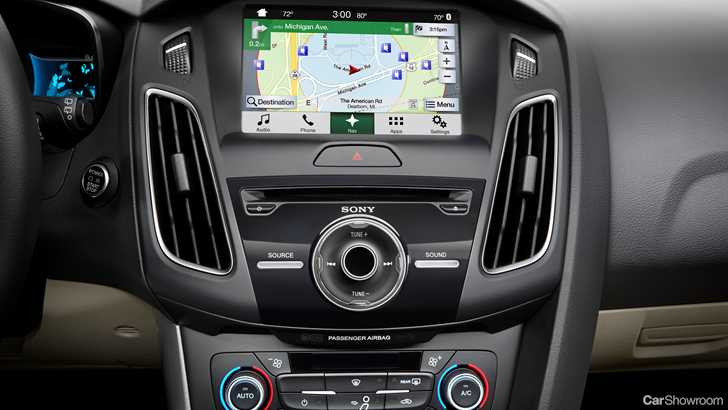 news ford sync3 gains native waze navigation support. Black Bedroom Furniture Sets. Home Design Ideas
