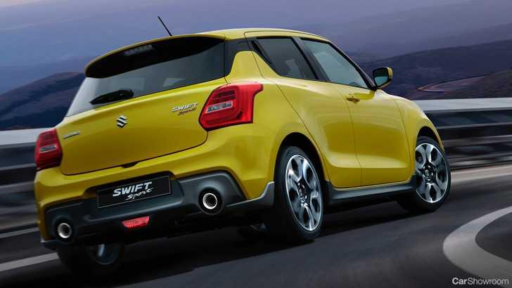 News 2018 Suzuki Swift Sport Detailed In Full