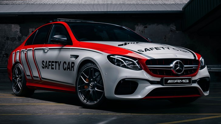 2018 Mercedes-AMG E63 S 4MATIC+ Safety Car