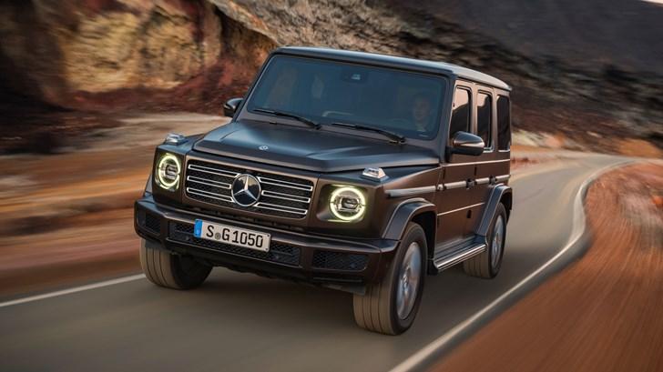 2019 Mercedes-Benz G500