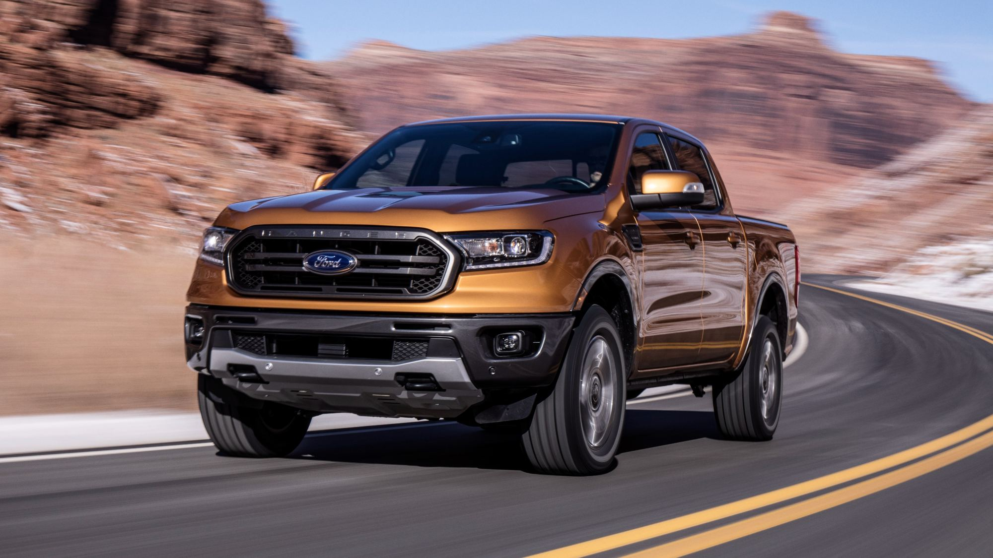News Ford Reveals 2019 Ranger For North America