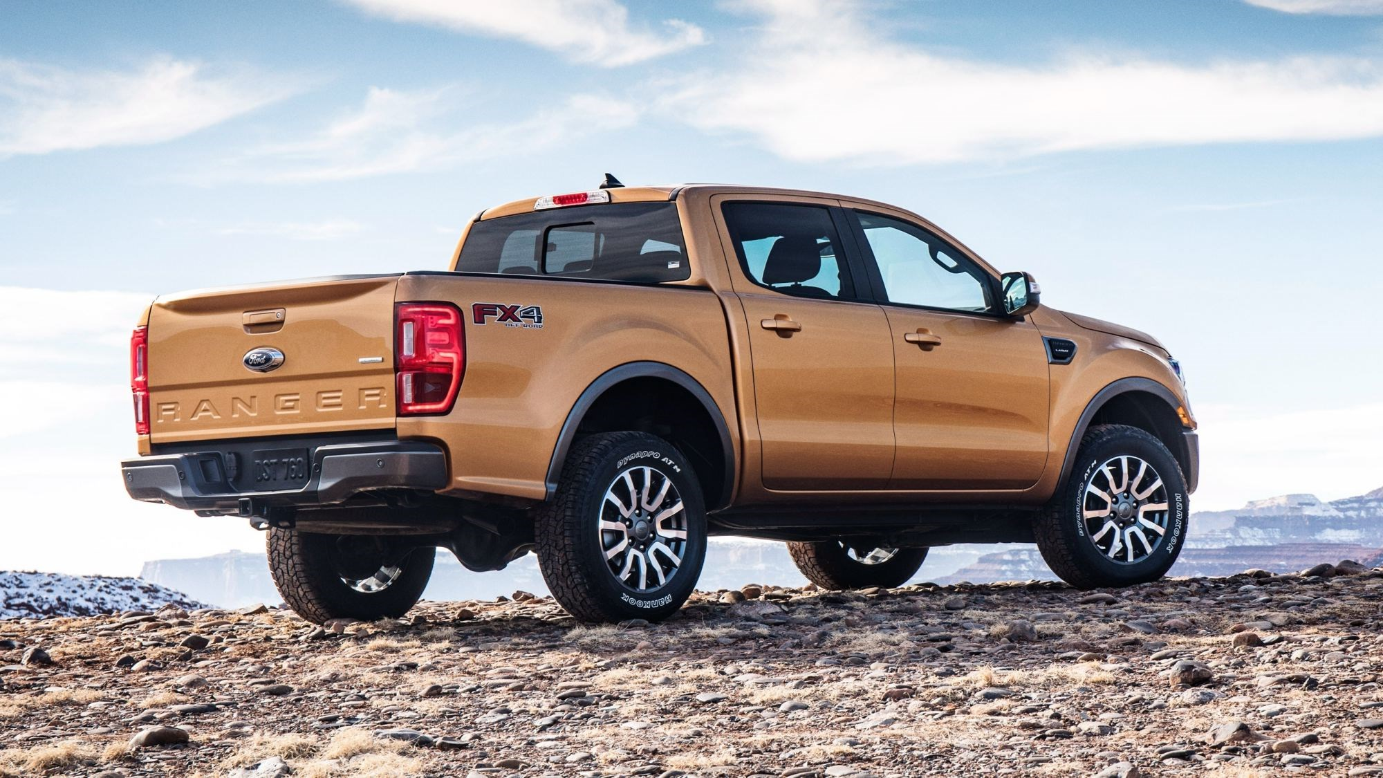 Ford Reveals 2019 Ranger For North America Thumbnail