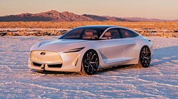 2018 Infinti Q Inspiration Concept - Detroit Motor Show