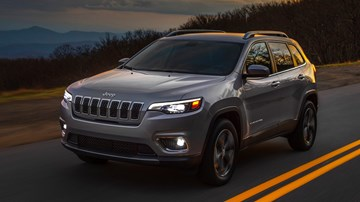 2019 Jeep Cherokee – Various