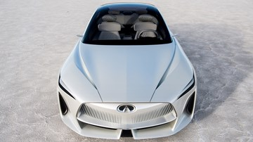 Infiniti To Go Full On With Electrified Cars Starting 2021