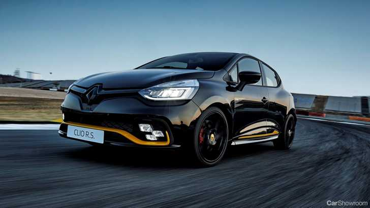 news renault australia confirms clio rs 18 special edition. Black Bedroom Furniture Sets. Home Design Ideas