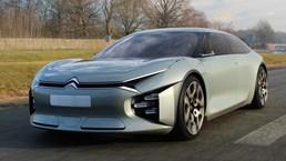 2016 Citroen Cxperience Concept – '16 Paris Motor Show
