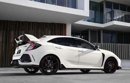 2018 Honda Civic Type R - FK8