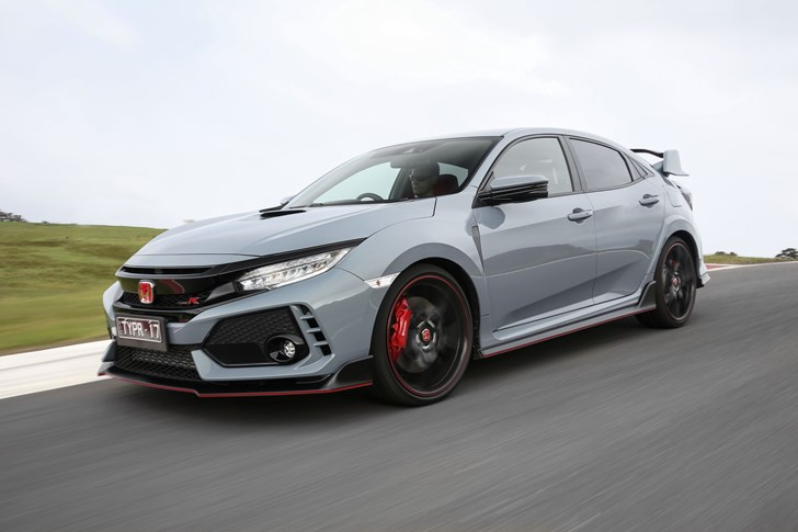 2018 Honda Civic Type R - FK8