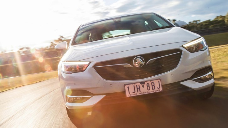 2018 Holden Commodore – Various