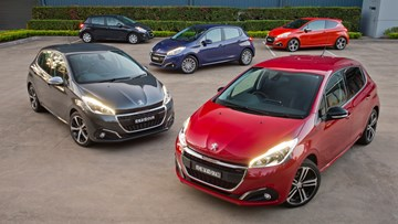 Peugeot Adds AEB Across The Board