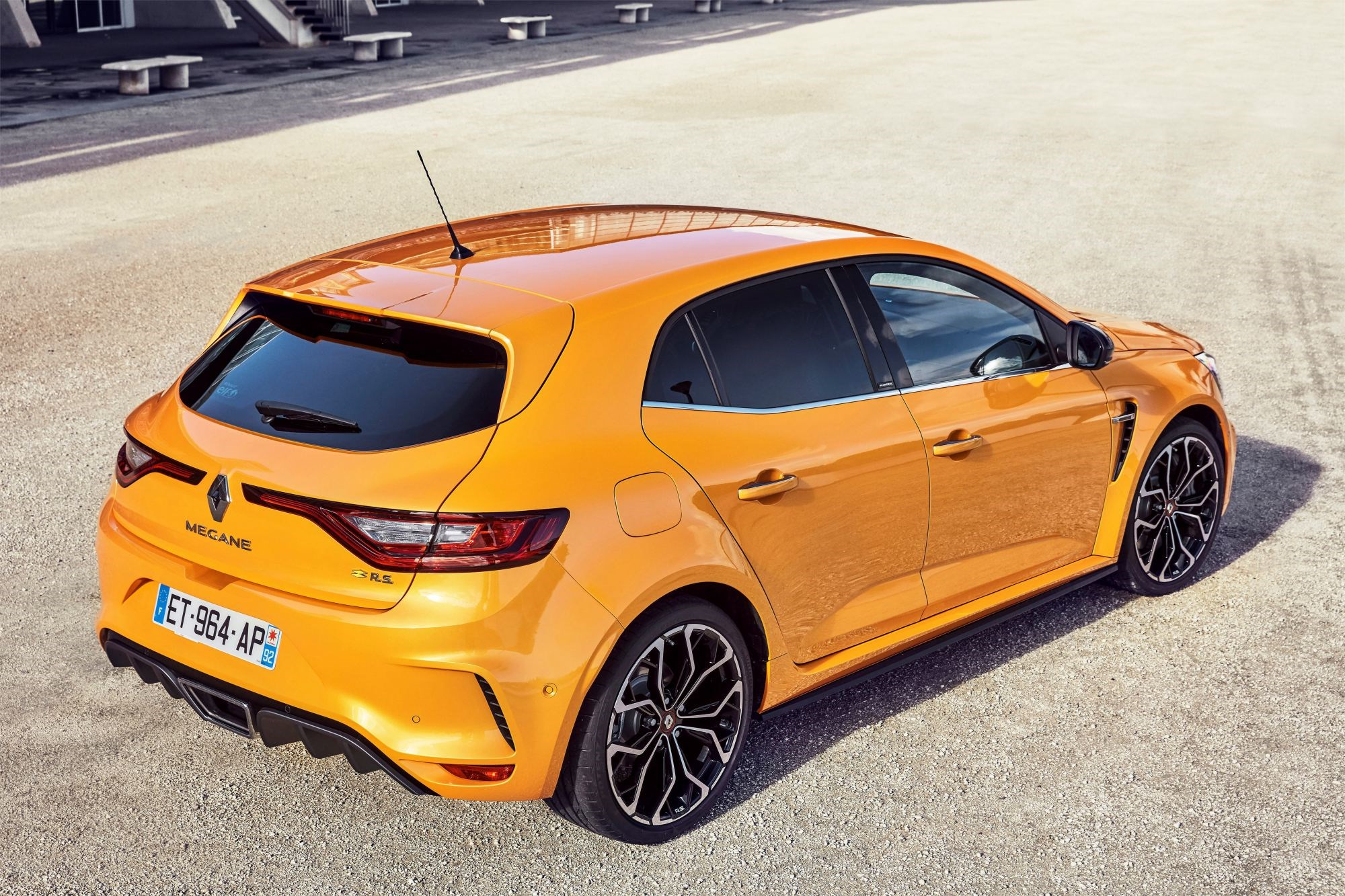 Renault Drops Trove Of New Megane RS Photos Thumbnail