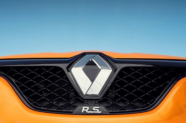 2018 Renault Megane RS -