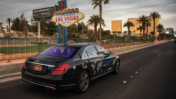 Mercedes-Benz Intelligent World Drive Continues In The US