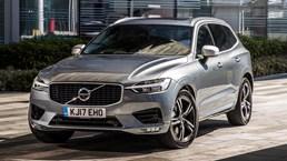 2018 Volvo XC60 D5 R-Design (UK)