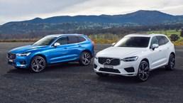 2018 Volvo XC60 – Grouped Shots