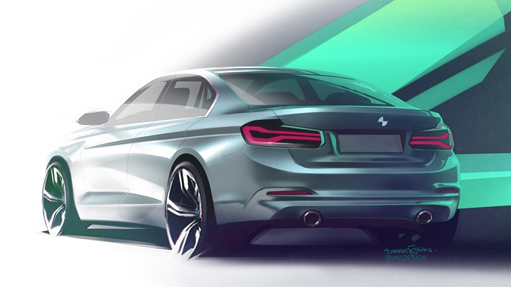 Bmw New Car >> News - BMW G20 3 Series To Thrill By Default, M340i To Start