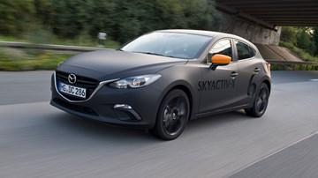 2019 Mazda3 - SCCI - SkyActiv-X Prototype