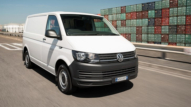 2018 Volkswagen Transporter - Review