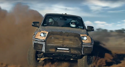 2018 Ford Ranger Raptor - January Teaser
