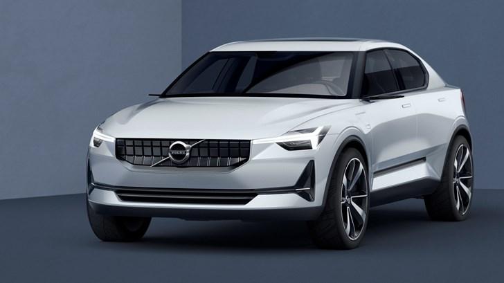 2016 Volvo 40.2 Concept