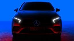 Mercedes-Benz Drops A-Class Teaser Video