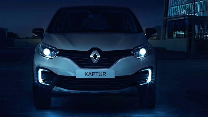 2018 Renault Kaptur (RUS)