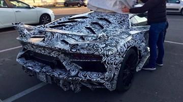 Lamborghini's Ultimate V12 - Aventador Performante Up Close