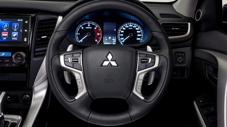 2018 Mitsubishi Pajero Sport Exceed