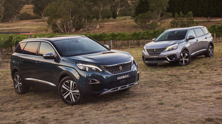 2018 Peugeot 5008 Lands: $43k Upwards