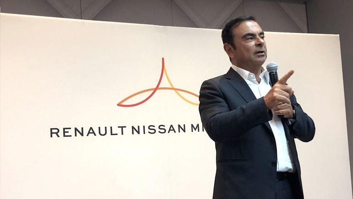 Renault-Nissan Ousts VW As 2017's Top-Selling Automaker