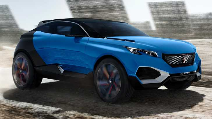 news peugeot to add 4008 suv coupe to lineup. Black Bedroom Furniture Sets. Home Design Ideas