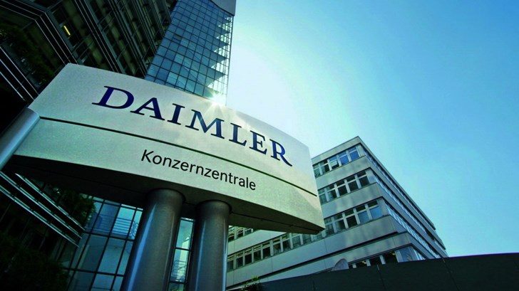 Geely Buying A Sizeable Chunk Of Daimler