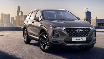 Hyundai Previews All-New 2019 Santa Fe Pre-Geneva