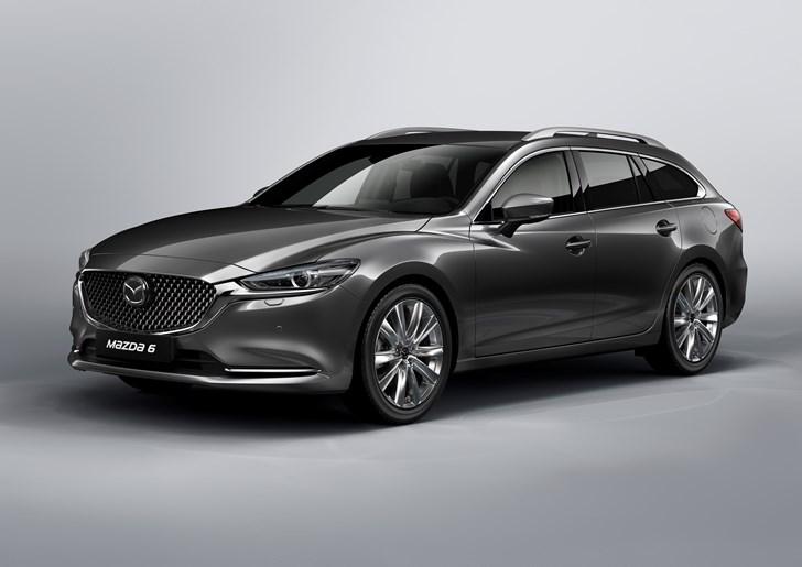 Mazda Previews New 6 Wagon Ahead Of Geneva Debut