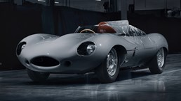 1955 Jaguar D-Type Reborn, Final 25 For 2018
