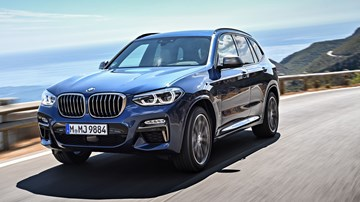 2018 BMW X3 M40i - International