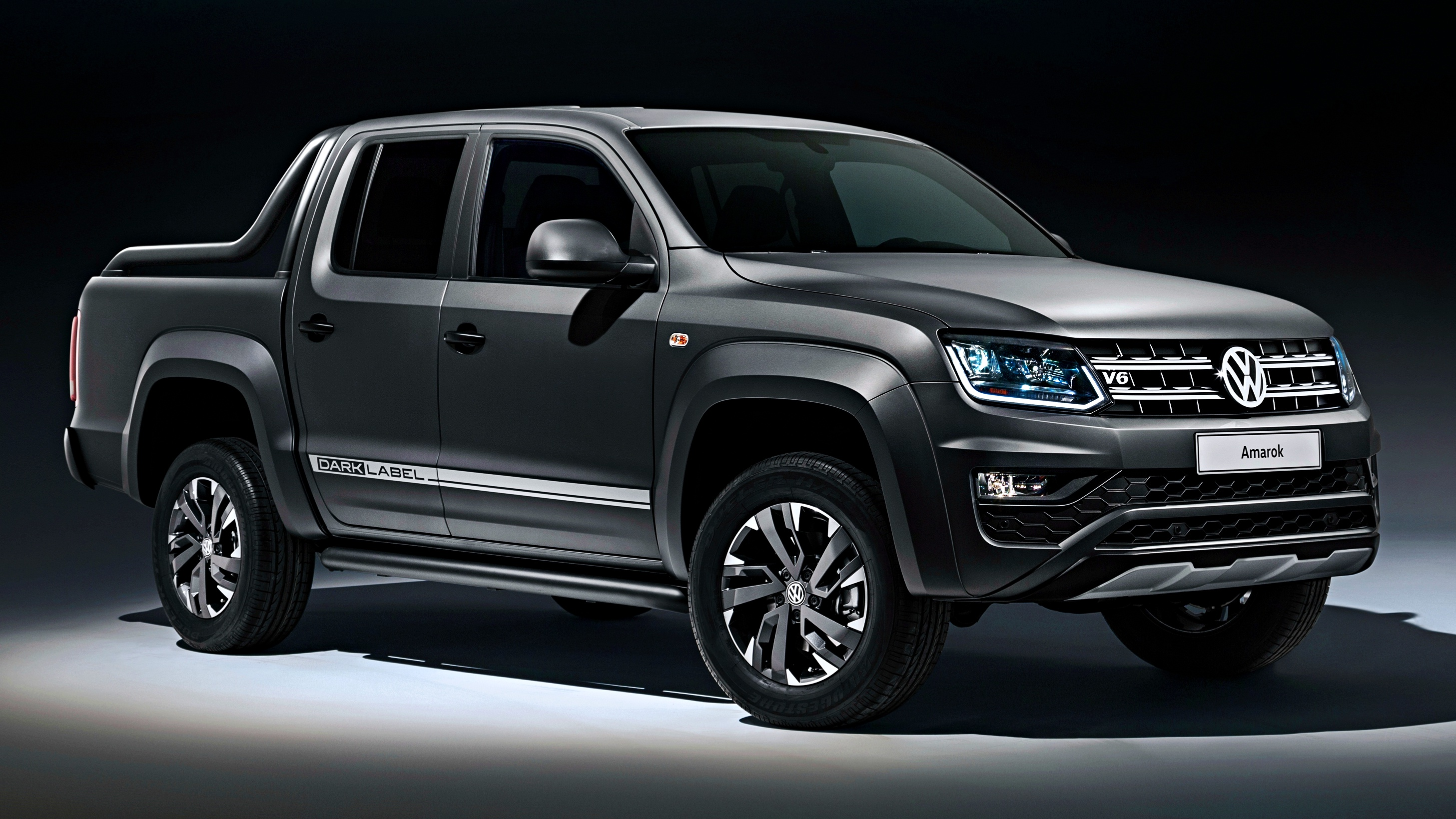 News - Volkswagen Amarok V6 Dark Label Coming April