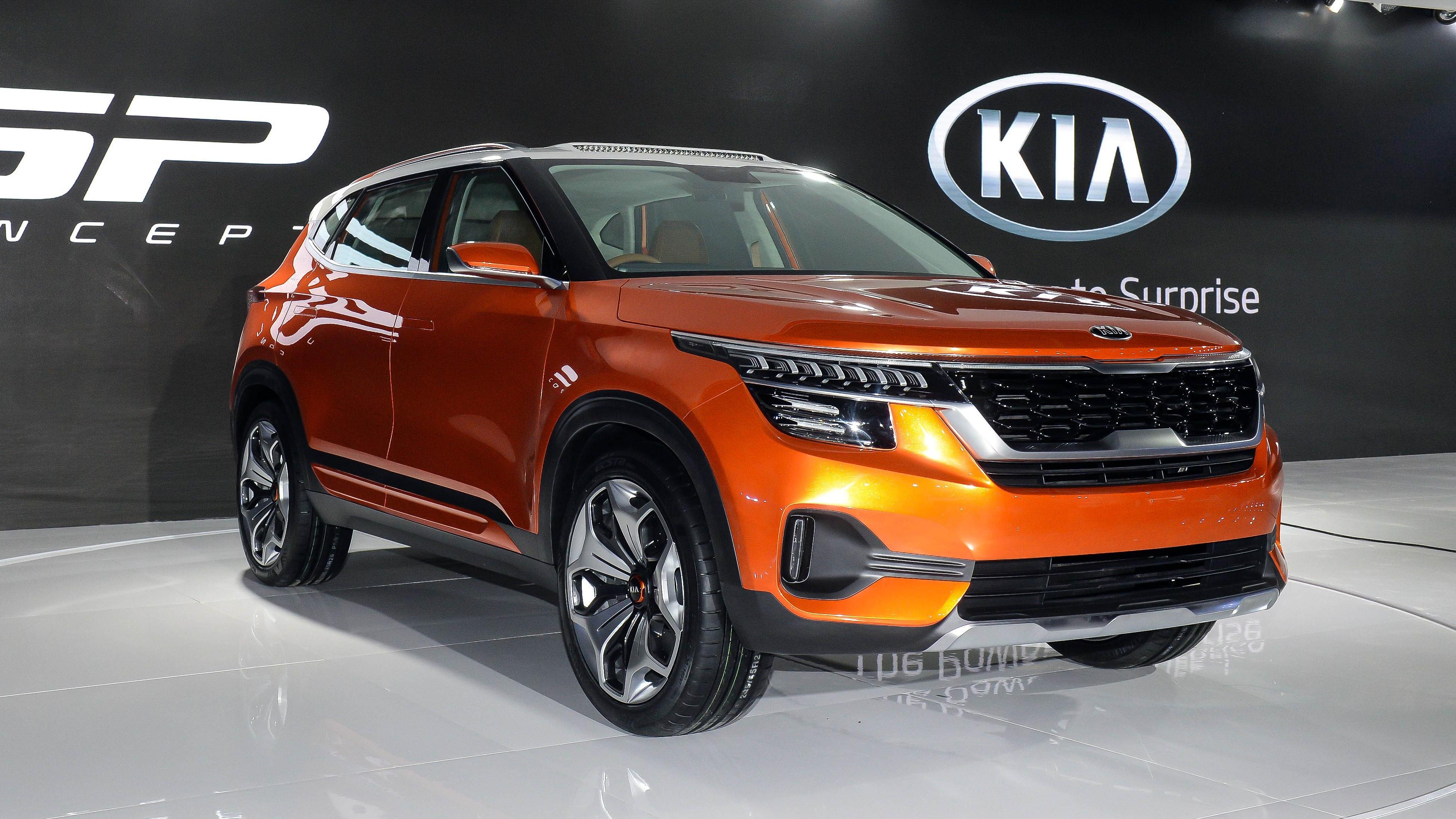 News Kia Unveils Futuristic Sp Concept In New Dehli