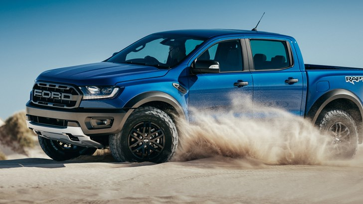2018 Ford Ranger Raptor - International