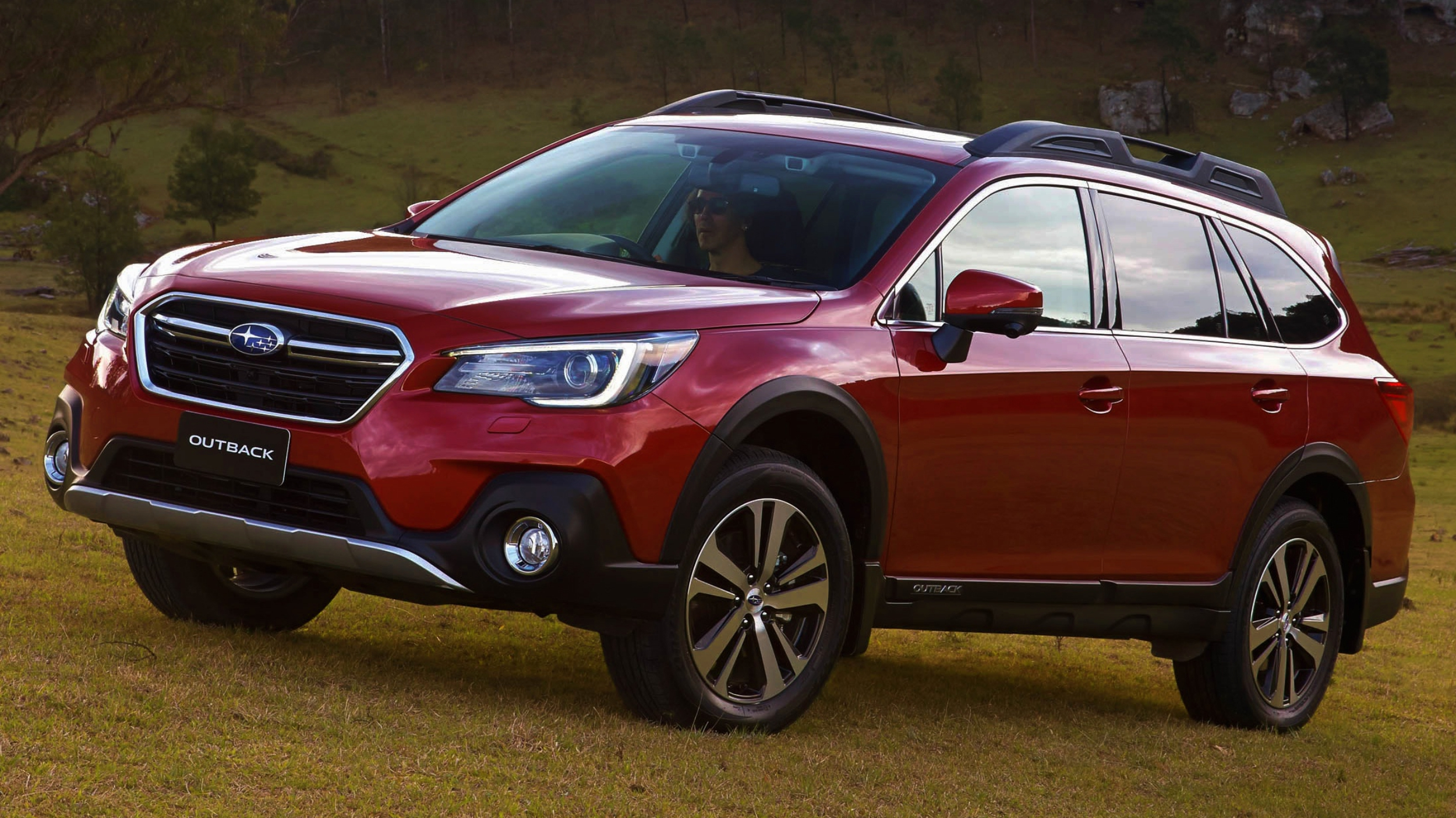 News 2018 Subaru Outback Detailed Sharper Overall