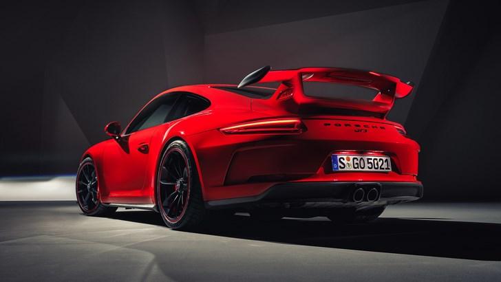 Porsche's Next GT3 Will Be Turbocharged, PDK-Only Affair