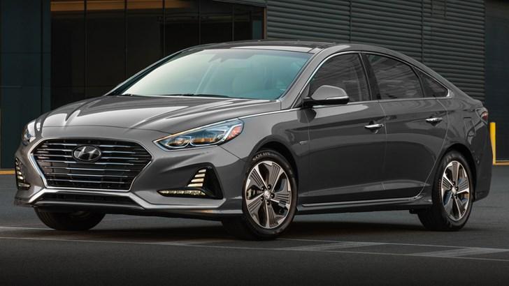 2018 Hyundai Sonata Hybrid – Chicago Auto Show