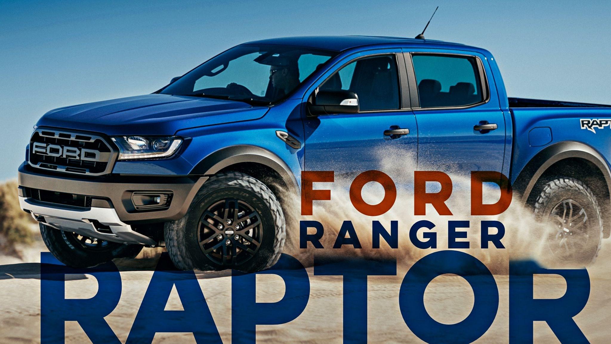 Ford Unveils 2018 Ranger Raptor, 157kW Bi-Turbo Diesel