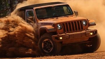 2018 Jeep Wrangler – Australian Testing