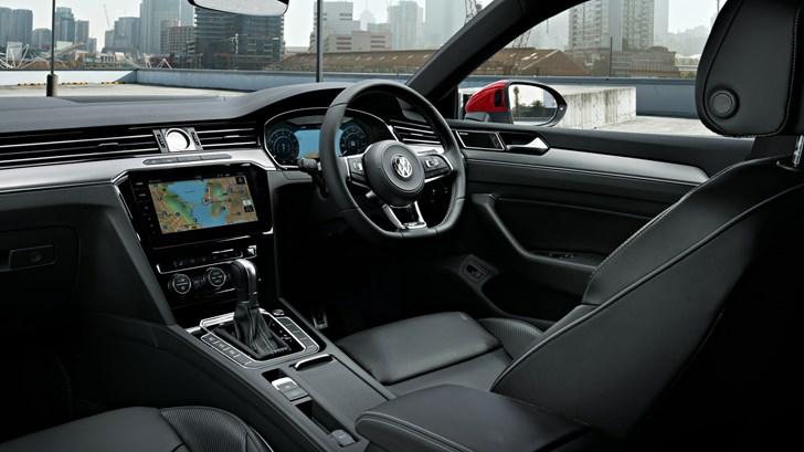 2018 Volkswagen Arteon 4Motion R-Line