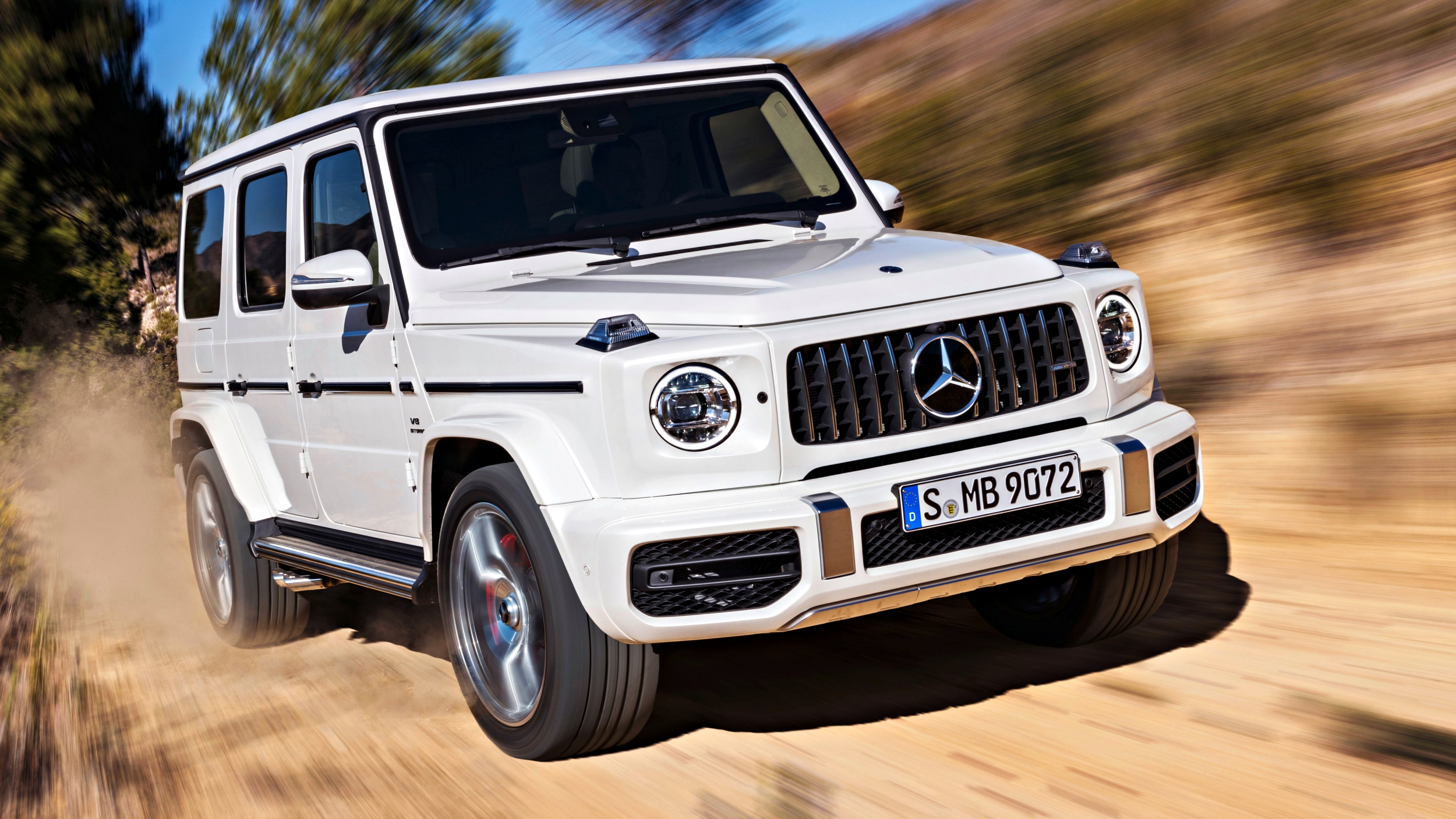 news 2019 mercedes amg g63 lands 430kw due q3. Black Bedroom Furniture Sets. Home Design Ideas